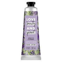 Love Beauty And Planet Coconut Argon Oil & Lavender Hand Lotion - 1 fl oz