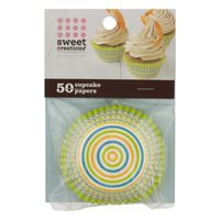Sweet Creations Cupcake Papers