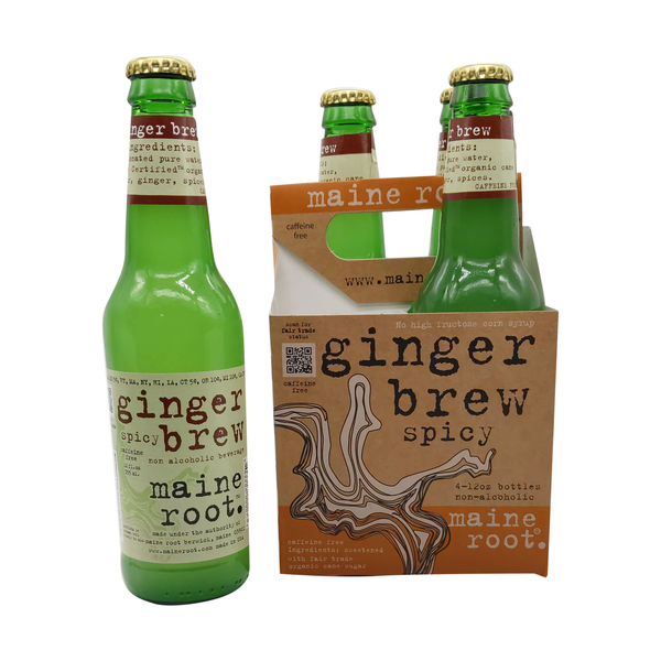 Maine root Ginger Brew, 48 oz