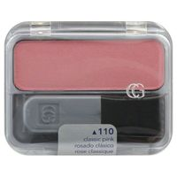 CoverGirl Cheekers Blendable Powder Blush, Classic Pink, Female Cosmetics