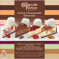The Cheesecake Factory At Home - Grand Cheesecake Selection
