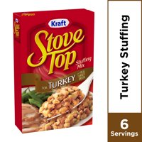 Kraft Stove Top Turkey Stuffing Mix, 6 oz Box
