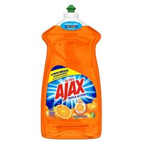Ajax Triple Action Dish Liquid Real Citrus Extract
