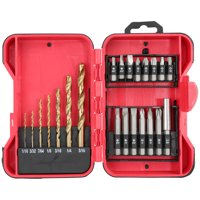 Hyper Tough 22-Piece Drill and Drive Bit Set