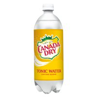 Canada Dry Tonic Water, 1 L