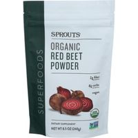 Sprouts Organic Red Beet Powder