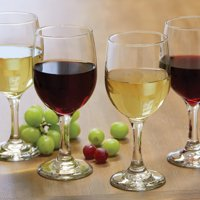 Libbey Wine Glass, 12 Pack