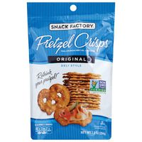 Snack Factory Original Deli Style Pretzel Crackers