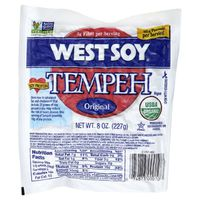 West Soy Tempeh, Original