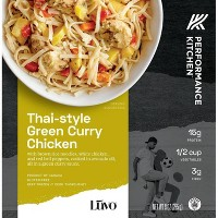 Performance Kitchen Frozen Thai-style Green Curry Chicken - 9oz