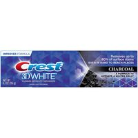 Crest Charcoal Whitening Toothpaste