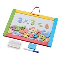 Spark. Create. Imagine. Double Sided Learning Board, 46 Pieces