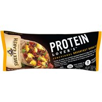 SWEET EARTH Protein Lover's Functional Breakfast Burrito 6 oz. Pack