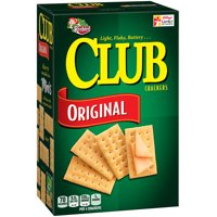 Keebler, Club Crackers, Original, 13.7 Oz