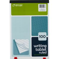 """Kroger Office Works Ruled Writing Tablet/Notepad, 6"""" X 9"""""""