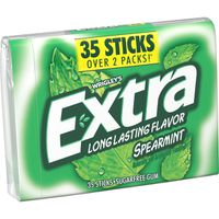 Extra Spearmint Sugarfree Gum stick