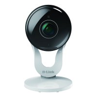 D-Link 1080p Wi-Fi Indoor Security Camera, Motion Detection, Night Vision, 2-way Audio, Push Notification, Amazon Alexa & Google Assistant Compatible (DCS-8300LH-WM)