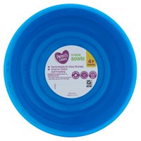 Parent's Choice Baby Feeding Bowls, 5 Pack