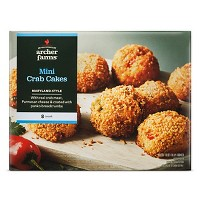 Mini Frozen Crab Cakes - 7oz - Archer Farms™