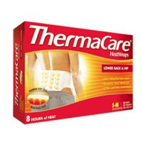 ThermaCare Lower Back HeatWrap Large/X-Large