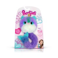 Pomsies Bubbles - Interactive Plush Toy (Narwhal)