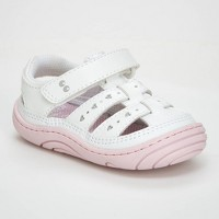 Baby Girls' Surprize by Stride Rite Didi Sneakers - White