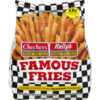 Checkers & Rally's Checkers Rally's Famous Fries