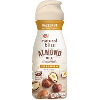 Nestlé Coffee Mate Almond Milk Hazelnut All-Natural Liquid Coffee Creamer