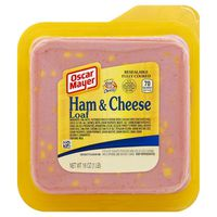 Oscar Mayer Cold Cuts Ham & Cheese Loaf