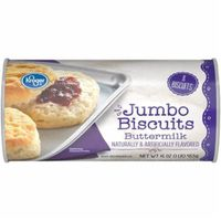 Kroger Jumbo Biscuits Buttermilk