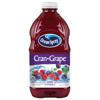 Ocean Spray Cran-Grape Juice, 64 Fl. Oz.