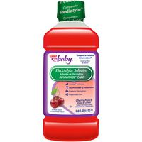 H-E-B Baby Pediatric Advantage Care Oral Electrolyte Cherry Punch Solution