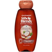 Garnier Whole Blends Smoothing Shampoo Coconut Oil & Cocoa Butter