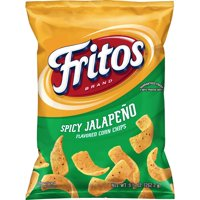 Fritos Spicy Jalapeño Flavored Corn Chips, 9.25 Oz.