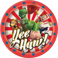 AR Interactive Toy Story Paper Dessert Plates, 7in, 8ct