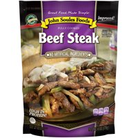 John Soules Foods Beef Steak, 6oz