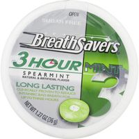 Breath Savers 3 Hour Mint Spearmint