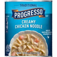Progresso Soup, Creamy Chicken Noodles, Traditional