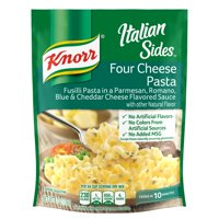 Knorr Four Cheese Pasta Side Dish, 4.1 oz