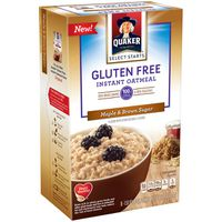 Quaker Select Starts Gluten Free Maple Brown Sugar