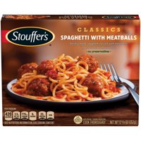 STOUFFER'S CLASSICS Spaghetti with Meatballs, Frozen Meal