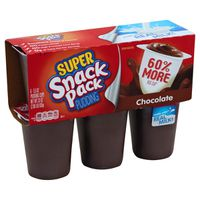 Snack Pack Chocolate Pudding