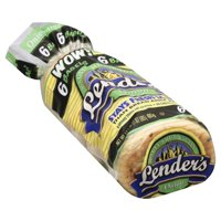 Lenders Refrigerated Onion Bagels 17.1 Oz. 6 Count