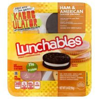 Lunchables Ham & Cheese Single Serve-Convenience Meal