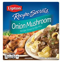 Lipton Onion Mushroom Soup and Dip Mix, 1.8 oz