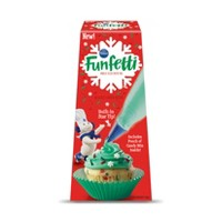 Pillsbury Funfetti Holiday Pastry Bag - 16oz