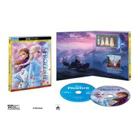 Disney Frozen II (Walmart Exclusive) (4K Ultra HD + Blu-ray + Digital Copy)