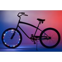 Bike Brightz LED Wheel Brightz Patriotic