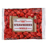 H-E-B Frozen Whole Strawberries