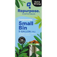 Repurpose Small Bin, Extra Strong, 3-Gallon